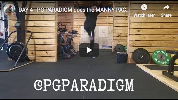 PG Paradigm - The Results Doctor - Day 4